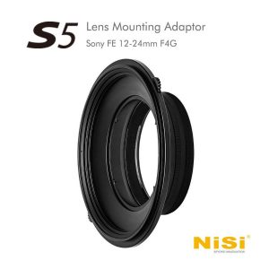 NiSi S5 Adapter für Sony FE 12-24mm f/4G