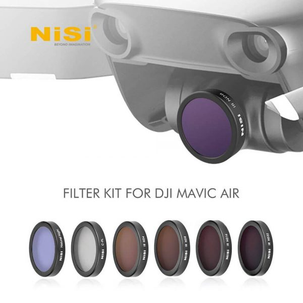 Filterkit für DJI Mavic Air (6 Filter)