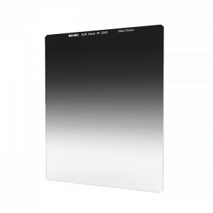 GND Filter 150x170mm GND8 Soft (0.9) 3 Blenden