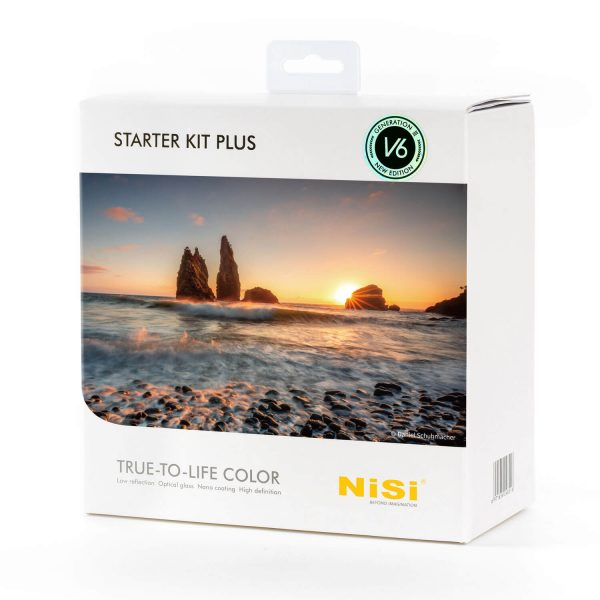 NiSi Starter Kit Plus V6 (Serie III)