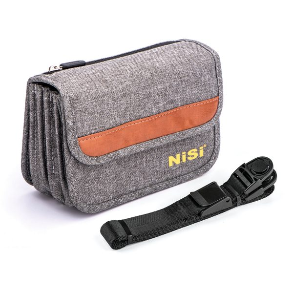 "Tasche ""NiSi Caddy – 100mm Filter Pouch Pro"" (All-in-One-Tasche)"